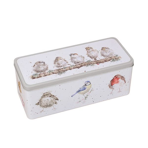 Wrendale Designs Birds Cracker Tin