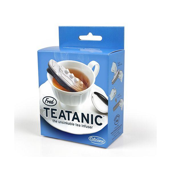 Fred Teatanic Tea Infuser