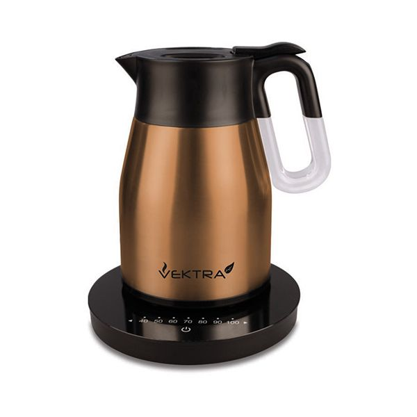 Vektra 4 Electric Kettle Metallic Bronze