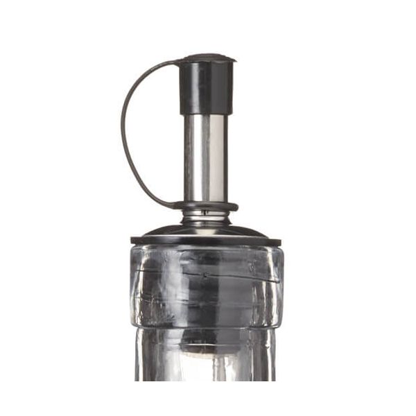 World of Flavours Italian Small Glass Oil Drizzler