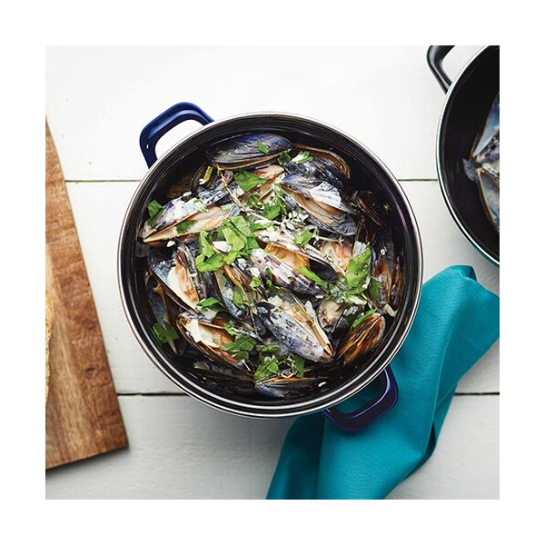 World Of Flavours Blue Mussel Pot