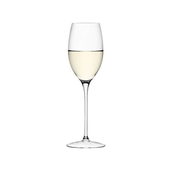 LSA Wine White Wine Glass 340ml Set Of Four