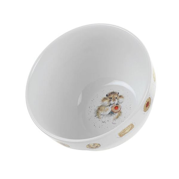 Wrendale Designs Pudding Bowl Hamster