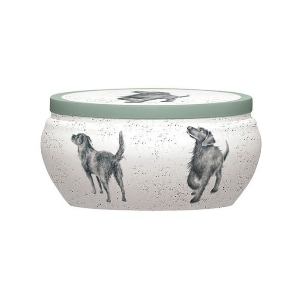 Wrendale Designs Walkies Boutique Candle Tin