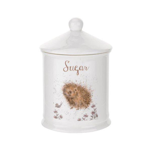 Wrendale Designs Sugar Canister Hedgehog