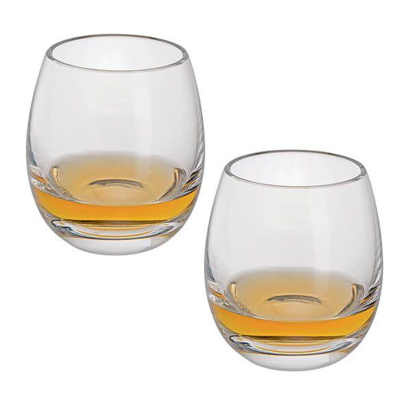 Dartington Whisky Dram Pair