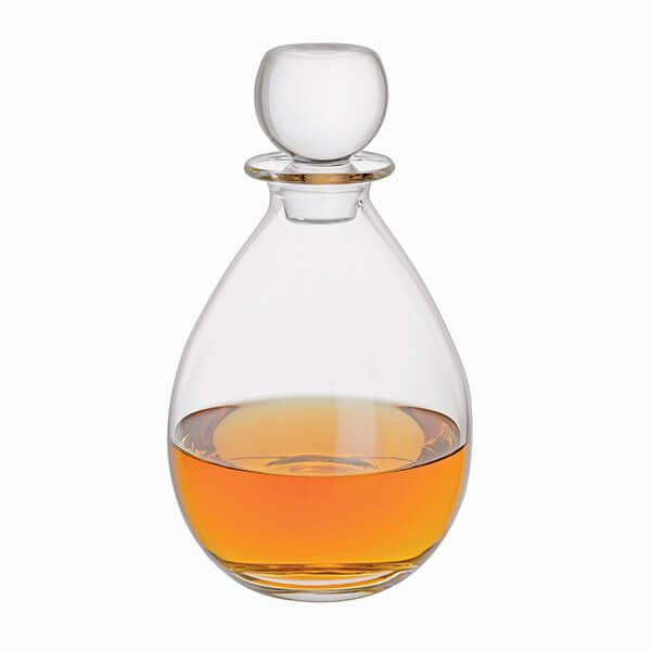 Dartington Whisky Low Decanter