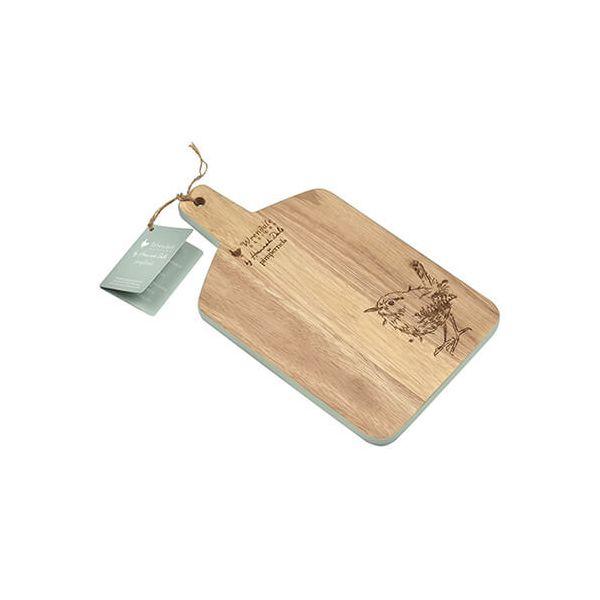Wrendale Designs Small Chopping Board Wren