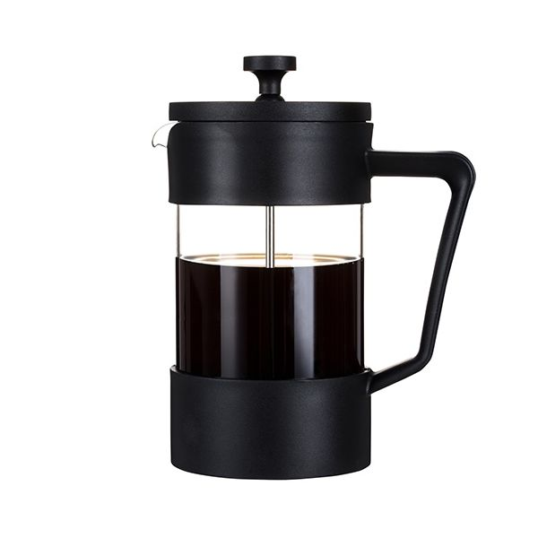 Grunwerg Cafe Ole Studio Black 0.6L Cafetiere