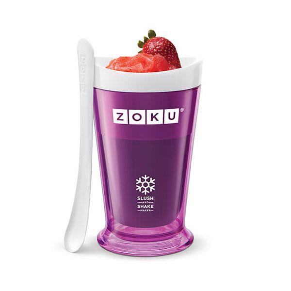 Zoku Purple Slushy / Shake Maker