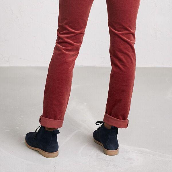 SeaSalt Lamledra Trousers Conker