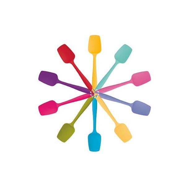 Colourworks Silicone 20cm Mini Spoon Spatula