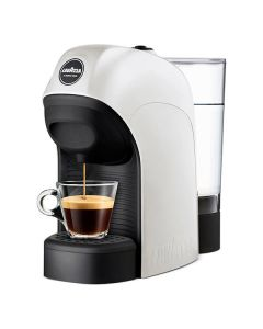 Lavazza Tiny White Coffee Machine