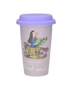 Roald Dahl Matilda Travel Mug