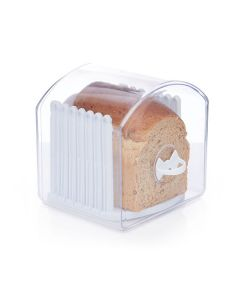 KitchenCraft Clear Acrylic Expandable Breadkeeper