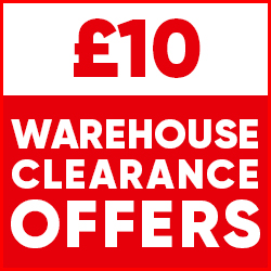 £10 Warehouse Clearance Offers