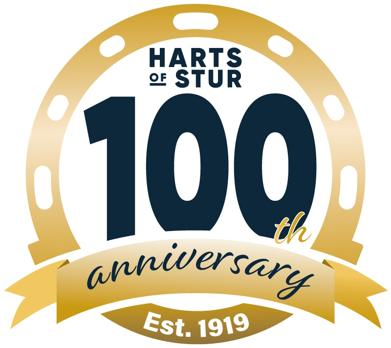 Harts 100 Year Anniversary