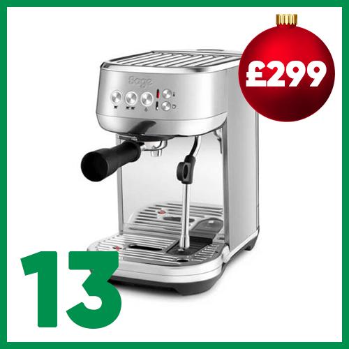 Thirteenth advent window - Sage Bambino Coffee Machine
