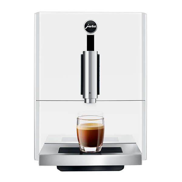 Jura A1 Piano White Automatic Coffee Machine