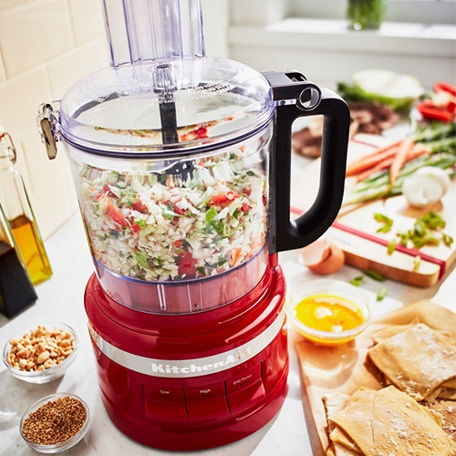 KitchenAid 1.7L Food Processor close up