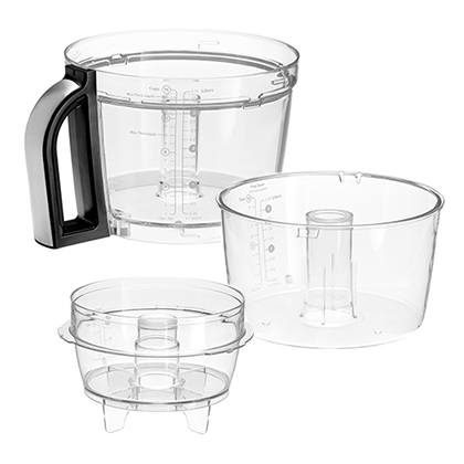 KitchenAid 4L Food Processor Bowls