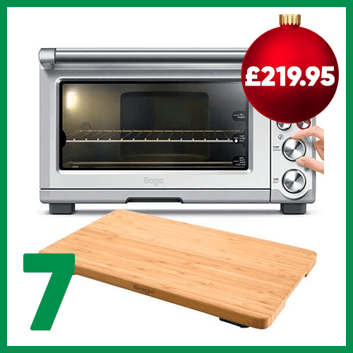 Seventh advent window - Sage Smart Oven Pro