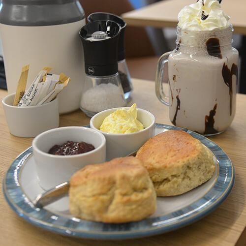 Afternoon Tea at Harts Coffee Loft