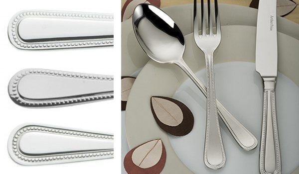 Arthur Price Classic Bead Cutlery