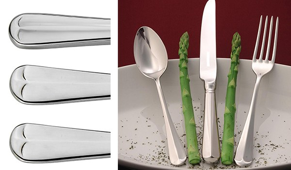 Arthur Price Classic Rattail Cutlery