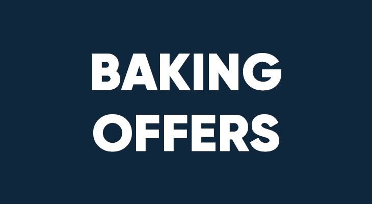 Baking offers