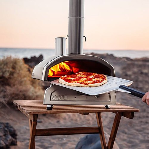 BBQ & Pizza Ovens