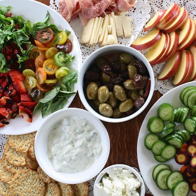 BBQ Sides, Salads, Dressings & Dips