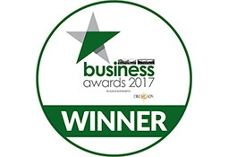 Blackmore Vale Business Awards Winner 2017