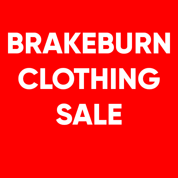 Brakeburn Clothing Sale