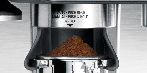 DOSE-CONTROL GRINDING