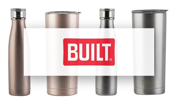 Built Water Bottles