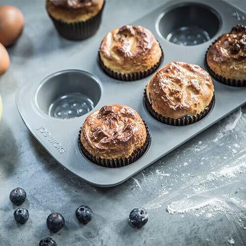 Bun & Muffin Trays