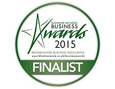 Blackmore Vale Business Awards Finalist 2015