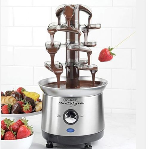 Candy Floss, Chocolate Fountain & Popcorn Makers