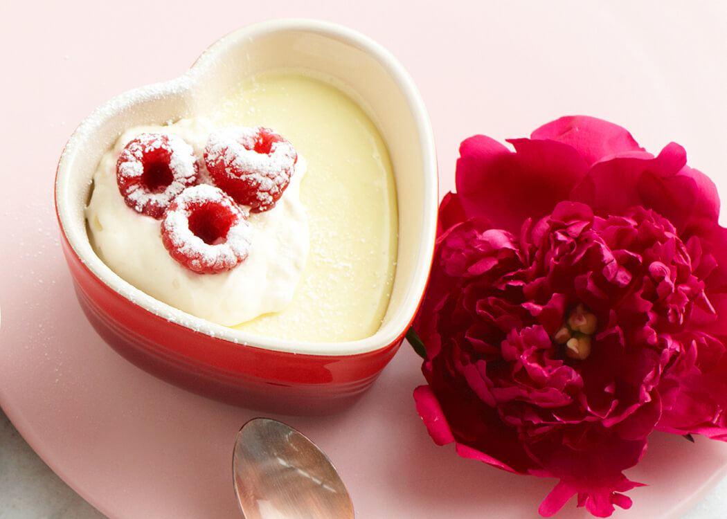 Le Creuset Valentines Recipes