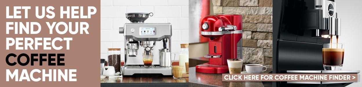 Coffee Machine Finder