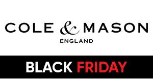 Cole & Mason Black Friday Offers