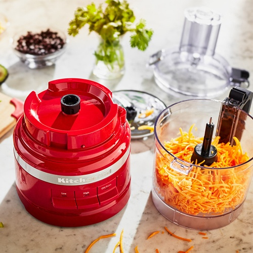KitchenAid 1.7L Food Processor Compact Footprint