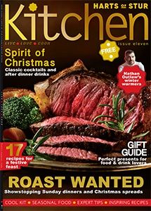 Harts Kitchen Magazine - Issue 11