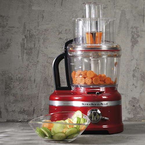 KitchenAid Artisan 4L Food Processor Stunning Design