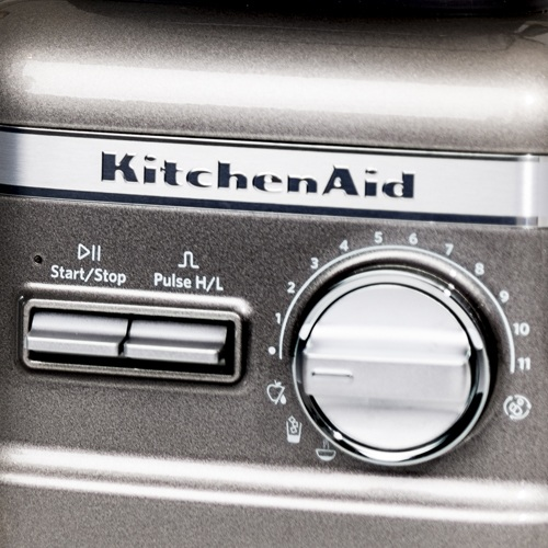 KitchenAid Power Plus Blender Controls