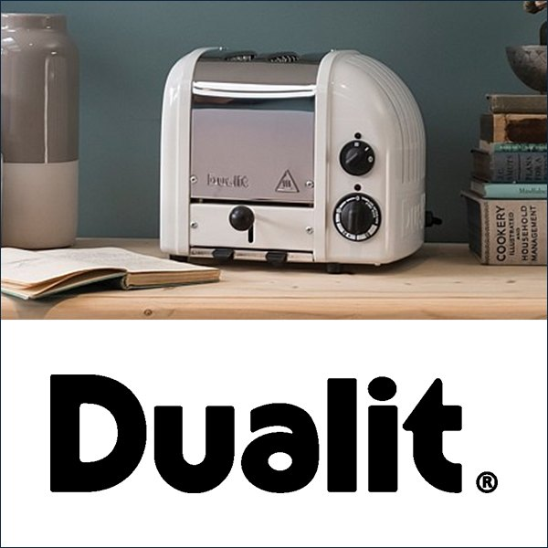 Dualit Made in Britain