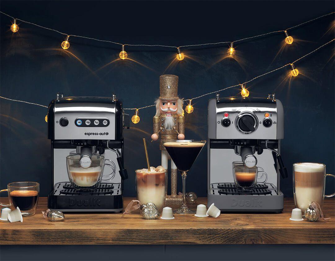Dualit Coffee Machines Promo Christmas 2020