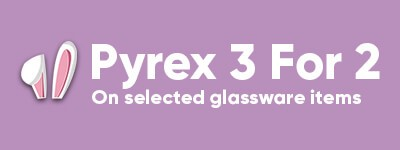 Pyrex 3 For 2 Offer