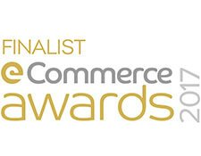 Ecommerce Awards Finalist 2017